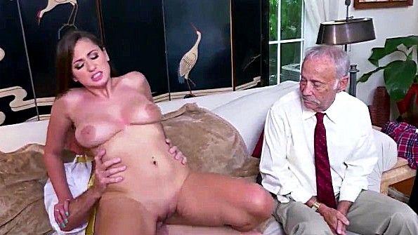 Секс Старых Без Цензуры